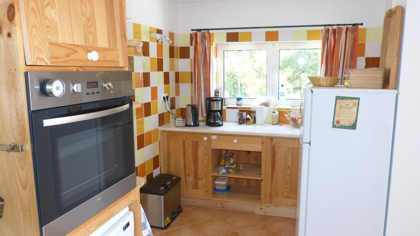 Casa Horta Velha 'New House' - Monchique - Huis