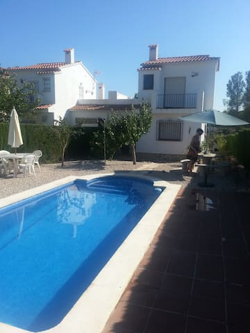 House with private swimming pool - Les Tres Cales - Casa