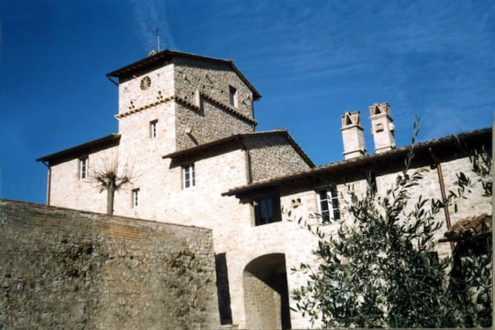 Farmhouse in Corciano (Umbria) - Corciano - Lägenhet