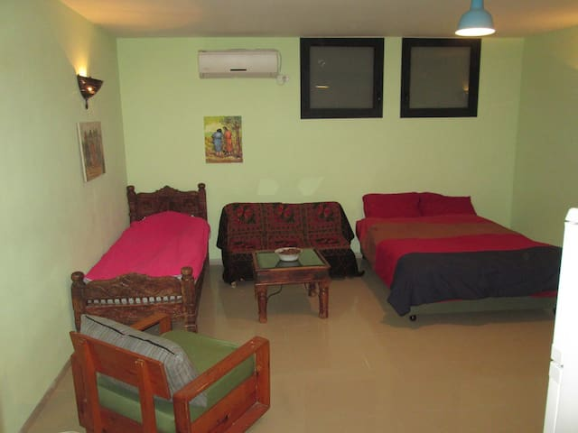 Pastoral Vacation Apartment - Gid'ona - Byt