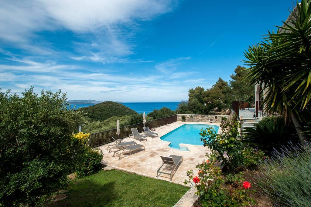 Villas St Florent Corsica