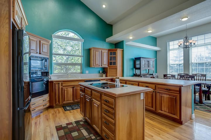 Stunning Large Home in Gated Community