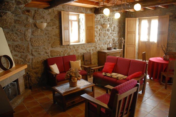 Casa da Moreia, charme e conforto  - Sabugueiro - Seia - House