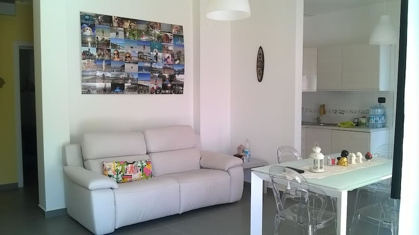 Relax close to the city center and to the beach - Pescara - Huis