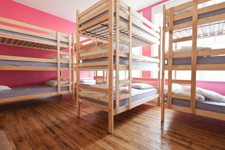 Bed in 15 bed dorm - Londonderry