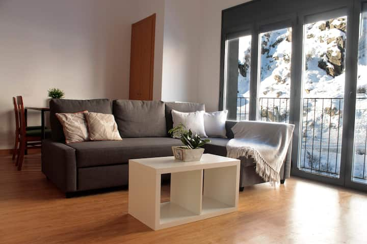 1 bedroom apartment in Canillo. 1BD VCA