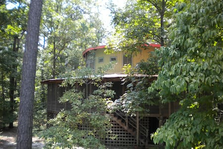 Treehouse in the Woods - Bethune - Baumhaus