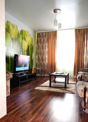 2-к квартира на Кабяка - Grodno - Appartamento