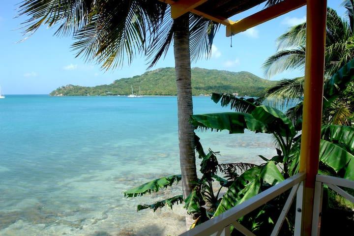 Miss Sarah, con vista el mar - Providencia (Santa Isabel) - Huis
