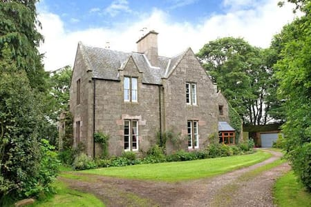 Aberdeenshire Mansion - 亞伯丁(Aberdeen) - 獨棟