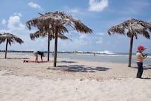 Natanya beach