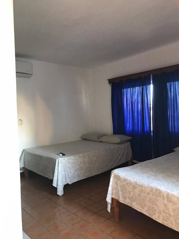 Habitacion Parador Dalia