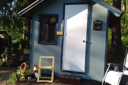 Leavenworth WA, Cozy Dog Friendly Cabins. - Peshastin