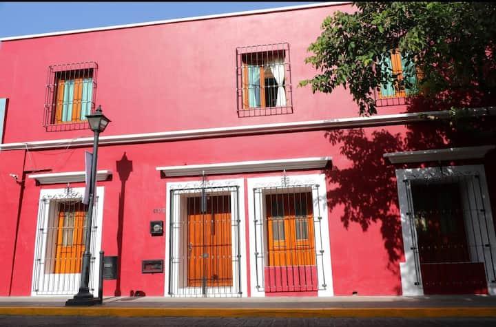 Casa entera en el corazón de la ciudad de Oaxaca