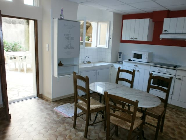 Appartement meublé centre ville - Figeac