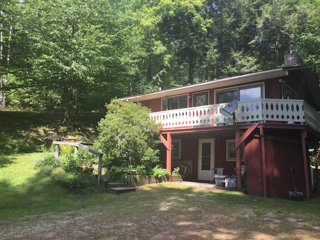 VERMONT HOUSE CENTRALLY LOCATED