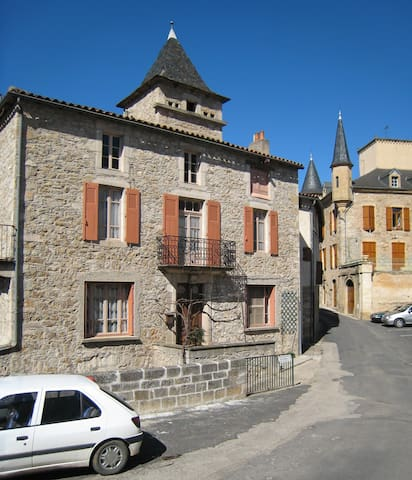L'oustal du Lévéjac - Saint-Rome-de-Tarn - Dom