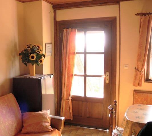 """gîtes les Floralies """"Le tournesol"""""""