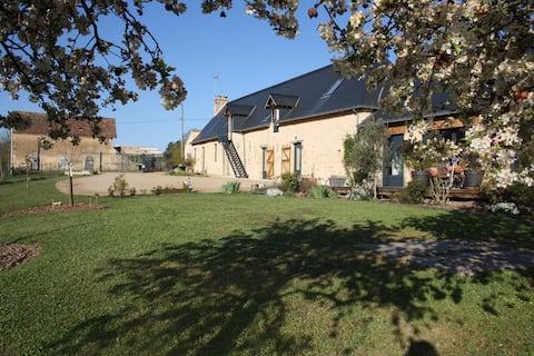 Studio Durtal w pobliżu zoo la Flèche , recepcja rowerowa