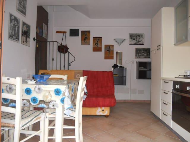 holiday home in Sardinia - La Muddizza