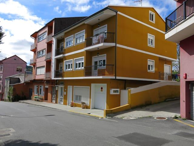 Piso con sitio para 7 personas - Cée - Lägenhet