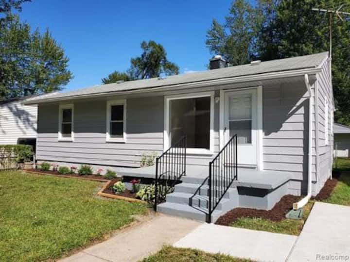 Entire remodeled 3 BR home!