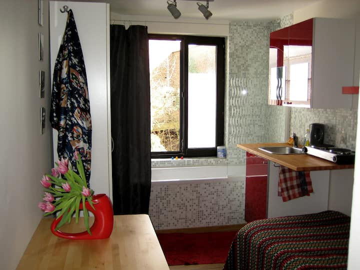 Private studio European District