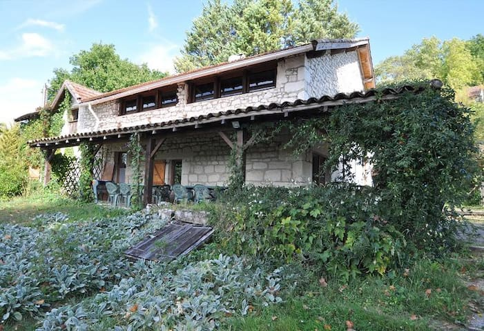 Maison, 320 m2, avec piscine privée, 6 chambres - FLAUGNAC - Dům