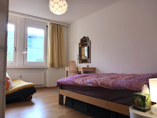 Cosy room in downtown Lucerne - Lucerna - Apartament