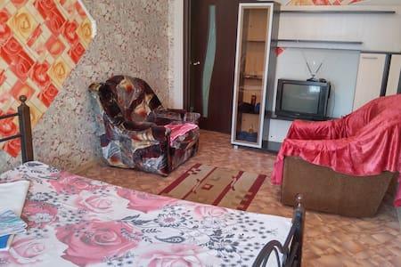 Краткосрочный найм квартиры в центре Белгорода - Belgorod - Huoneisto
