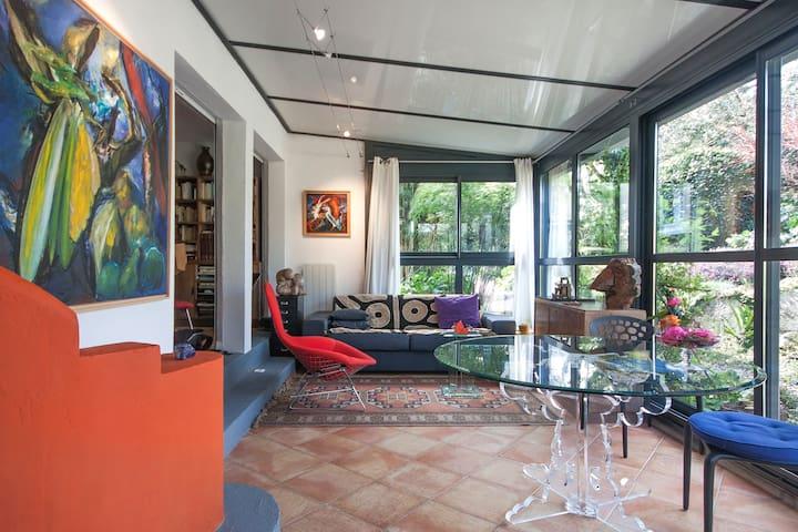 Villa vue sur mer à 4mn de la plage - Douarnenez - Huis
