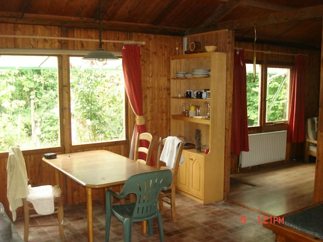 Feevaghwoods Cabin Accommodation - Dysart - Chalet