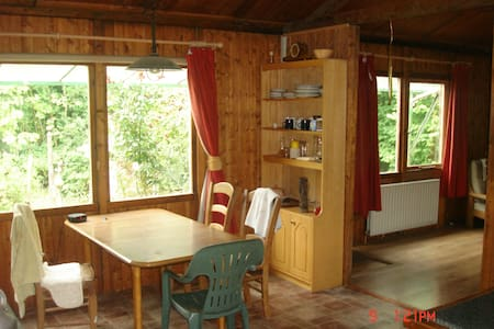 Feevaghwoods Cabin Accommodation - Dysart