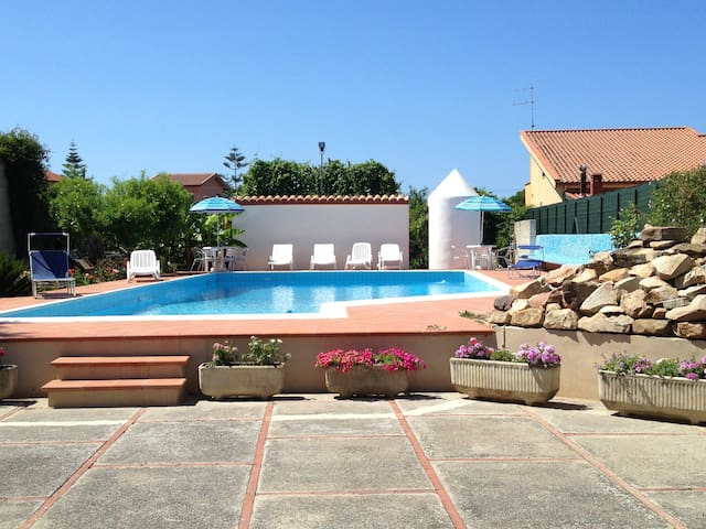 Apartment with pool near Cefalu' - Piane Vecchie - อพาร์ทเมนท์