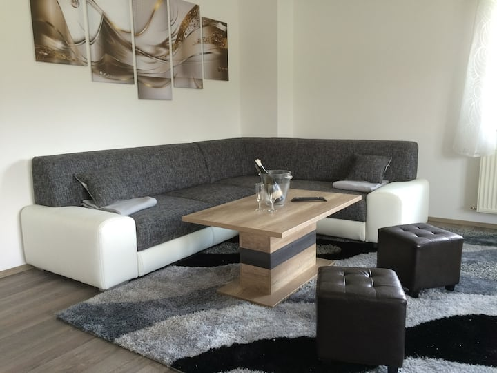 Glaneggerhof  ****Apartment 100qm mit Balkon