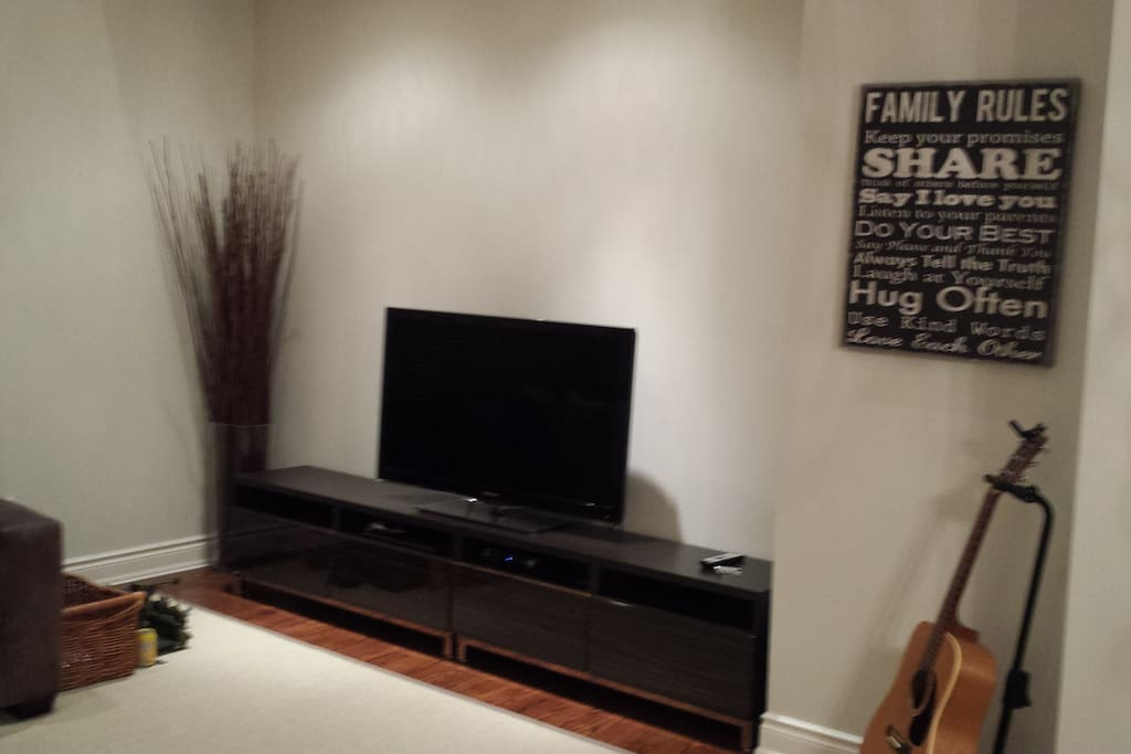 More family room