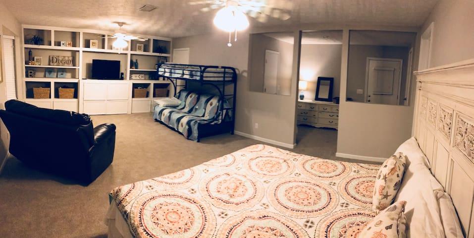 Coastal Cottage @ Black Creek    Owner's Suite