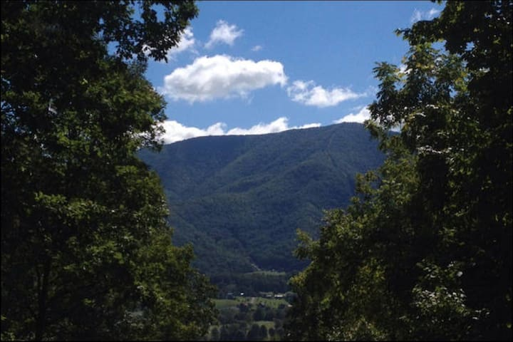 Sleep in the Clouds Mountain Cabin - NO FEES! - Sevierville - Cabin