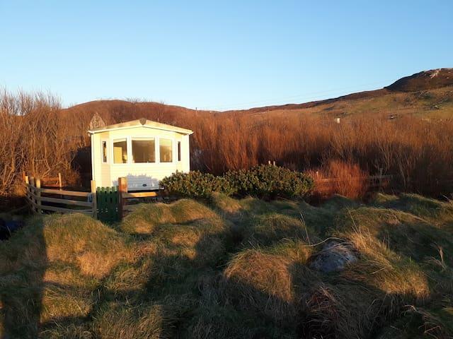 WILLOWBRAE CARAVAN Castlebay Isle Of Barra