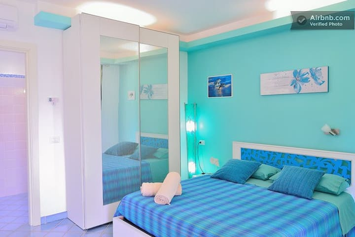 Acquamarina camera panoramica - Zambrone - Bed & Breakfast