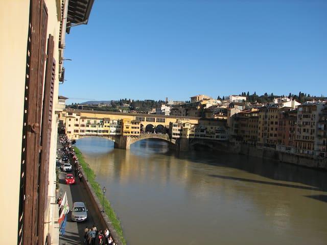 Cara Firenze - 2 min from Ponte Vecchio Bridge