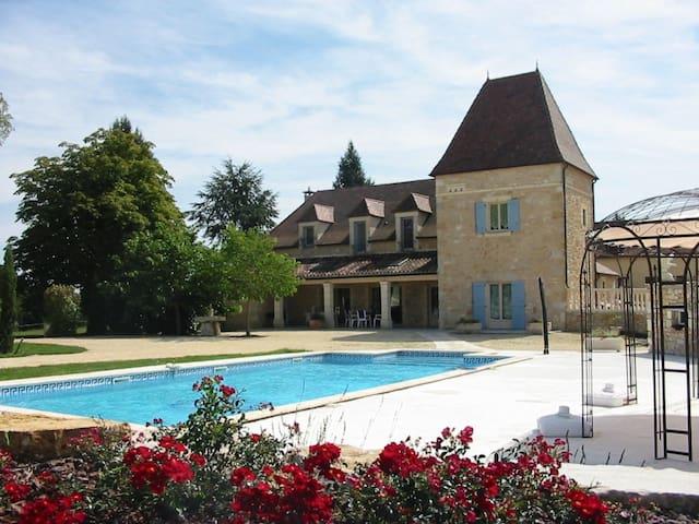GITE DES ROUVELADES - Fossemagne - House