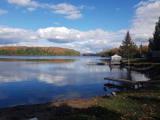 Fall is Fabulous @the Steenburg Lake Guest House