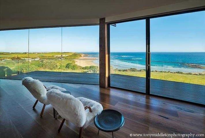 Cliff top paradise- Executive Holiday Villa. - Smiths Beach - Maison