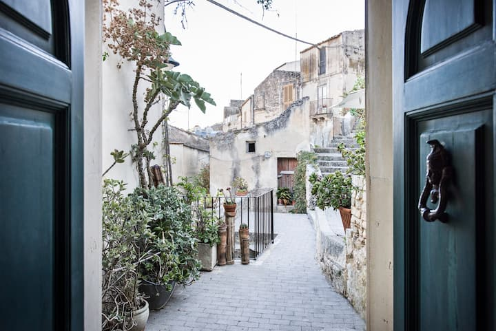 Hidden gem in the heart of Modica