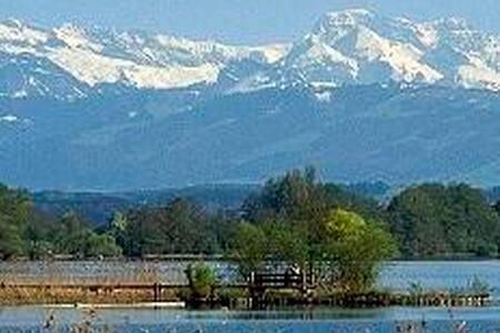 5 Min zum See, Gemütlichkeit & Ruhe, Stadtnah - Greifensee