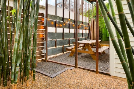 East Austin Bamboo Hideaway for SXSW, with BIKES!! - Austin - House