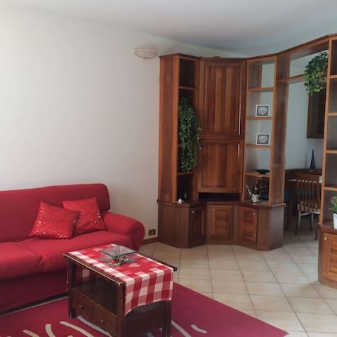 Montagna e relax - Trabuchello - Huis