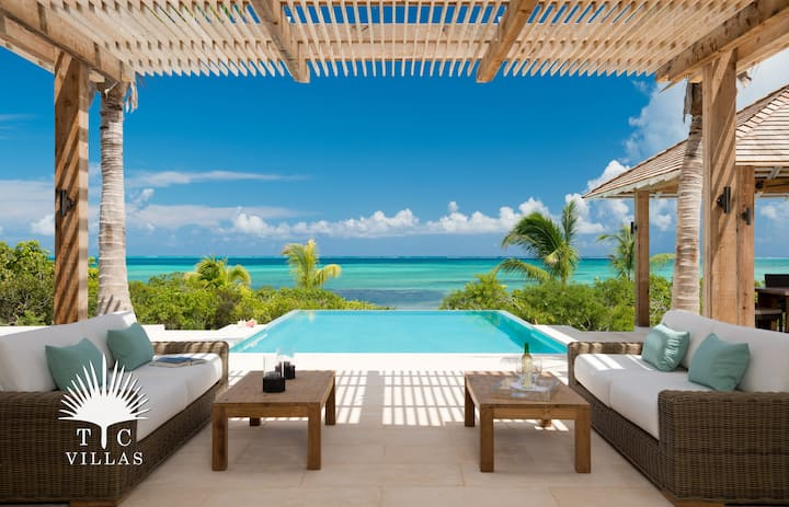 TC Villas // Castaway (5BR) -Family beach vacation