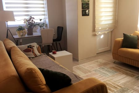 kars geziniz için sıcak bir ev/ Room for your trip